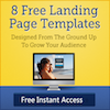LeadPages™ claims to be the fastest landing page creator tool in the market. In this post I look at its features and compare LeadPages™ to OptimizePress™.