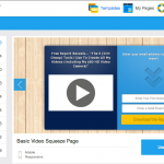 free landing page templates, leadpages